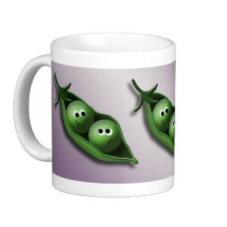 2 Peas in a Pod Love and Friendship mug