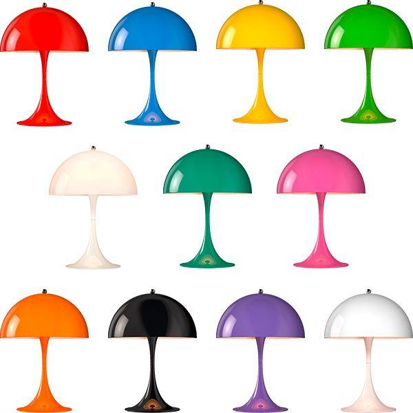 パントンの原案に忠実な素材選び。小さな〈パンテラ〉は全11色! | カーサ ブルータス