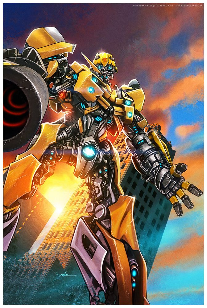 Daily @deviantART Picks for 08/07/2014 #IDW #Bumblebee #Transformers | Images Unplugged