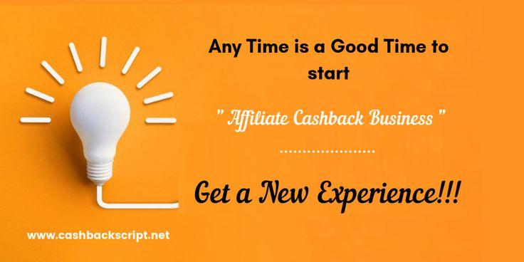 Affiliate Cashback Business