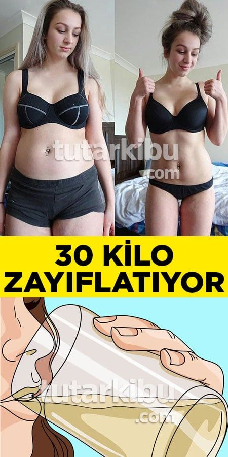 30 Kilo Zayıflatan Kür