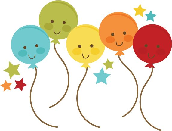 Cute Balloons SVG file for cards scrapbooking free svgs free svg files free svg cuts cute balloon svg cut