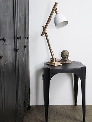 Eclairage multiple, lampe design, desserte, interior design by Last Eden
