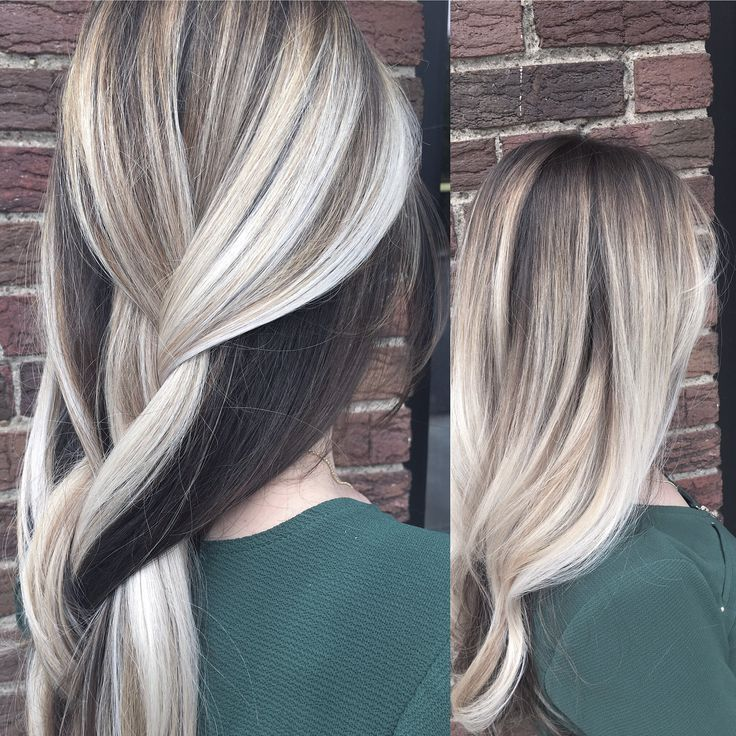best 25 dark underneath hair ideas on pinterest blonde