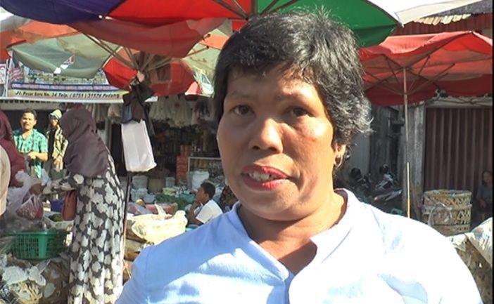 Video Viral Kadinas Perdagangan Padang, Pedagang Akui Salah dan Khilaf