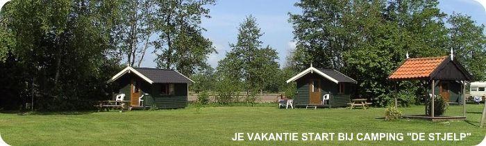 Camping de Stjelp - Oudega | Minicamping Friesland - Trekkershut