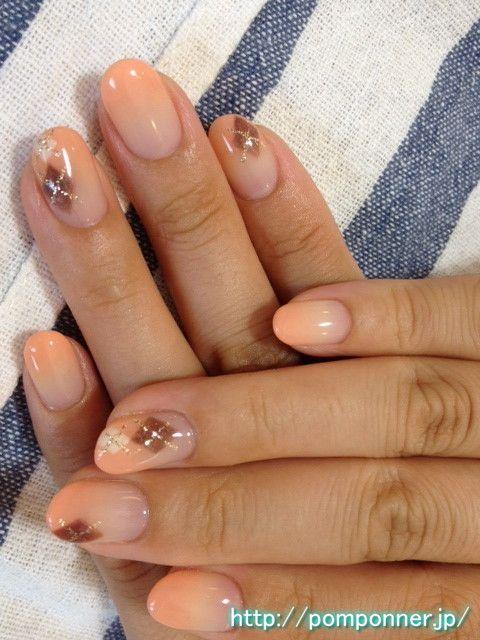 Argyll nail feel autumn