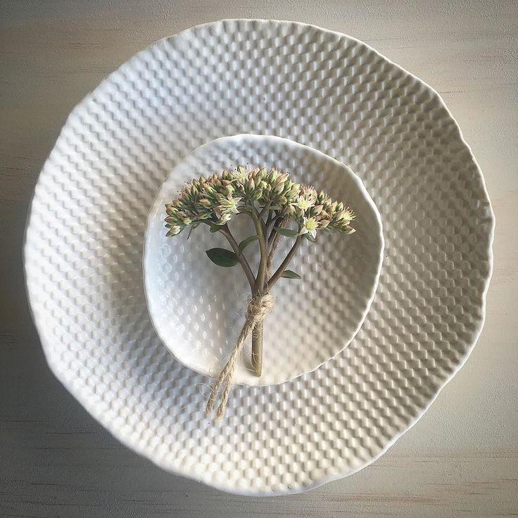 White Wares SOLD #pottery #ceramics #australianpottery #australianceramics…