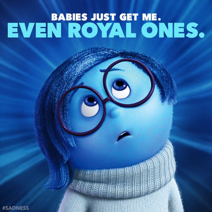 There are always so many things worth crying about. #Sadness #RoyalBaby