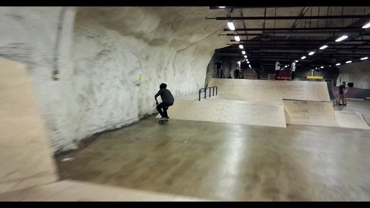 "@jonathanmarull nail it last night. Chill skateboarding sessions at Kontula skatepark. #sk8…"""