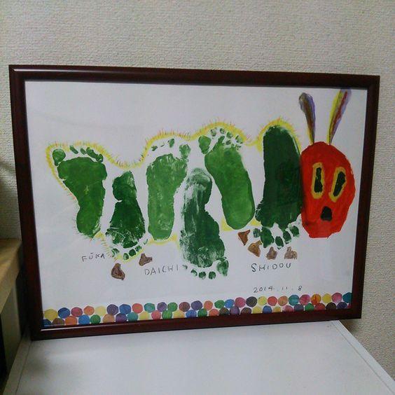 海外だけでなく日本でも手形&足形アートは人気がでてきていますね。いろんな手形&足形アートのご紹介です。