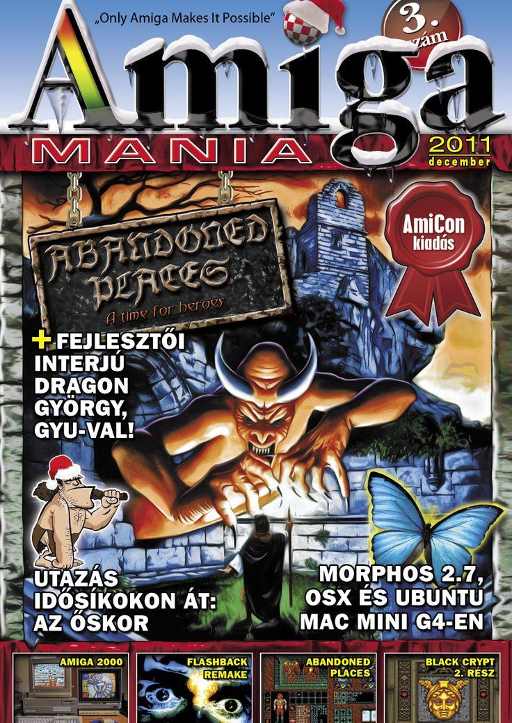 Amiga Mania Magazin 003