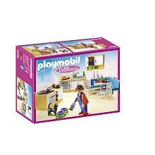 playmobil nouveauts 2016 cuisine avec coin repas 5336