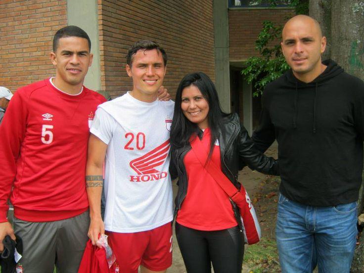 Yulian Anchico, Luis Manuel Seijas y el gran Omar Sebastian Perez