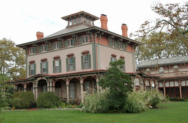 The Southern Mansion, Cape May Southern mansions