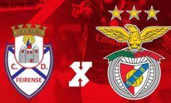 O Benfica ganhou 1-0 ao Feirense na 24ª jornada do campeonato português, jogo que se realizou no dia 4 de Março de 2017, no estádio Marcolino de Castro.