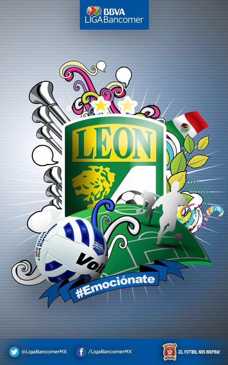 #León#LigraficaMX 13/04/15CTG