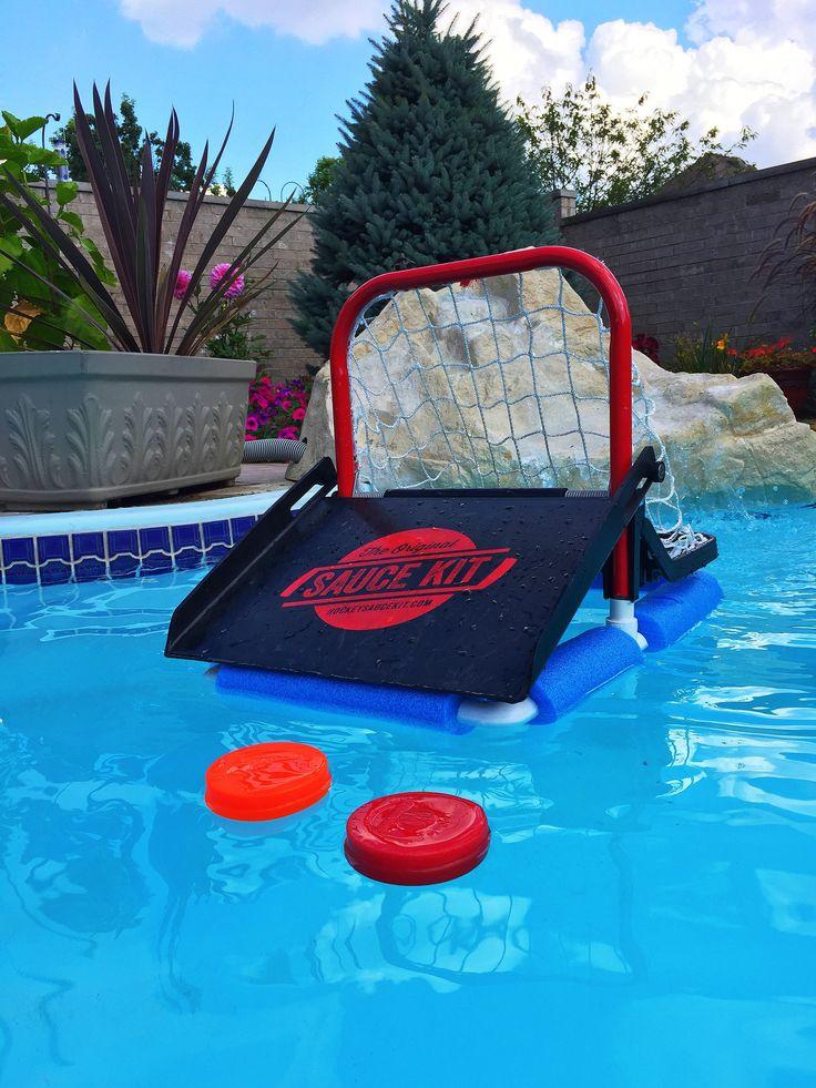 We Need This!!! Original Hockey Water Sauce Kit from Hockey Sauce Kit