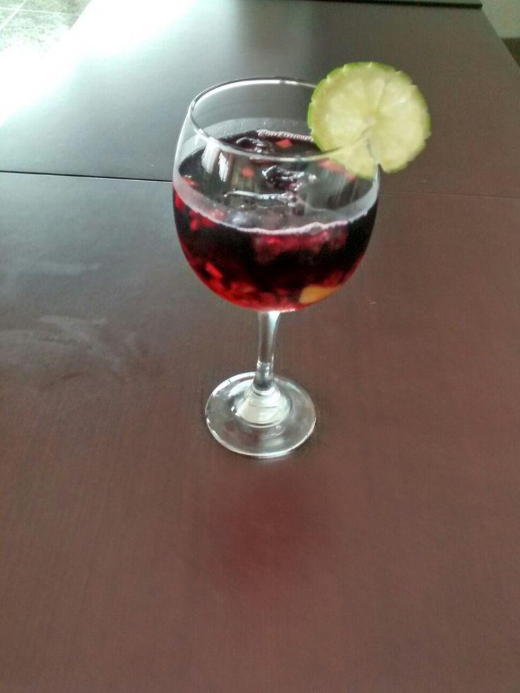 Sangria de los restaurantes Mi Gran Parrilla Boyacense en Bogotá.