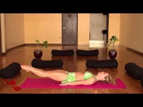 ▶ Beginners Yoga for Strength, Kino Yoga on Miami TV Life: Episode Eight - YouTube