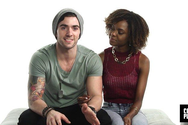 Interracial Couples Discuss Stereotypes