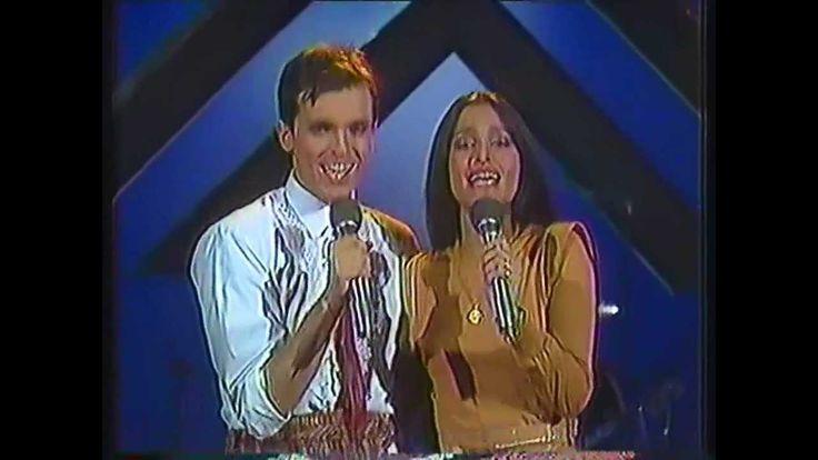 Miguel Bose y Daniela Romo - Te amare