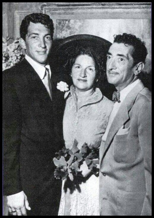 Dean and his parents - very special photo - web source - undaed MR
