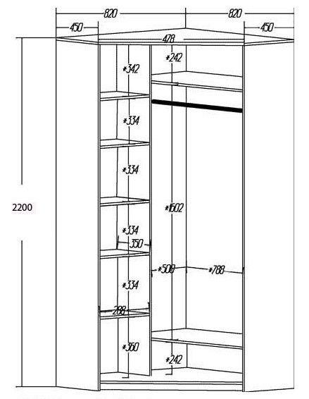 угловой шкаф цена - Поиск в Google