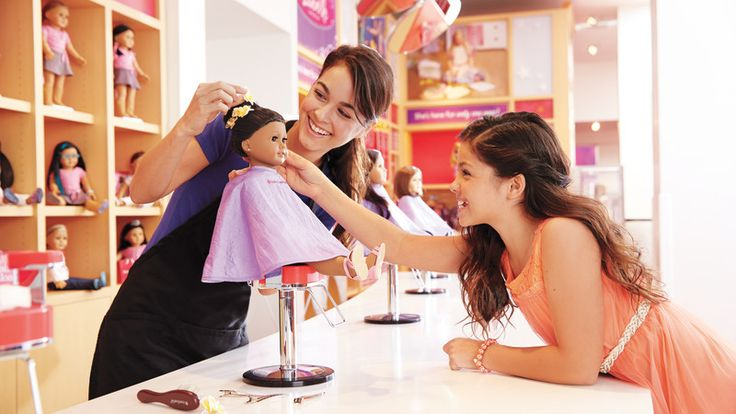 Image for Must Do: American Girl Doll Store in Washington, D.C. article