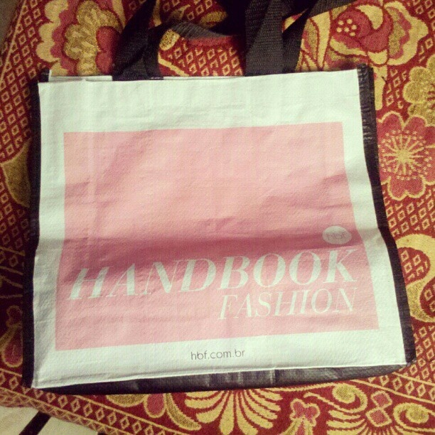 #hbf #handbook #hbfoficial #handbookfashion #ecobag #fashionbag #fashion #gift - @Lee Garrett Simões- #webstagram