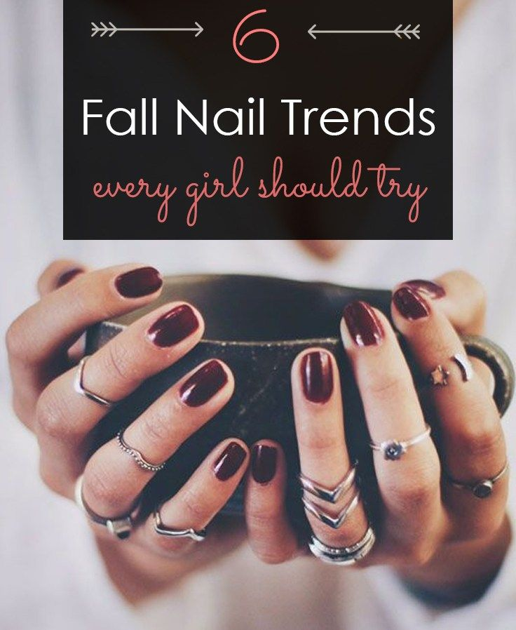 Nail Trends Fall 2016: The 25+ Best Fall Nail Trends Ideas On Pinterest
