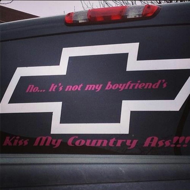 Truck Sticker Decals