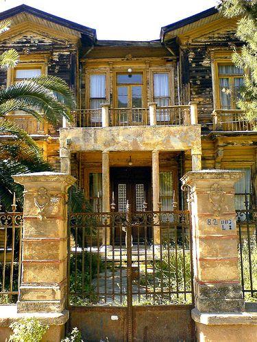 welcome home ( Taken at Heybeliada (Halki Isle, the Marmara Sea), Istanbul, Turkey.)