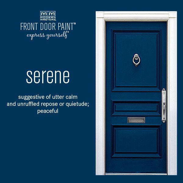 Best 25 blue front doors ideas on pinterest exterior for Modern front door colors