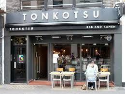 Tonkotsu London - noodle heaven