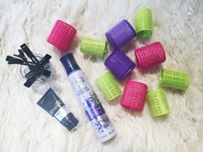 How To Use Velcro Hair Rollers — Because These Old School Gems Should Be Your New BBF