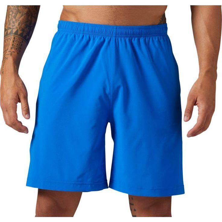 Reebok Men's CrossFit Austin 2 Shorts, Size: Small, Blue