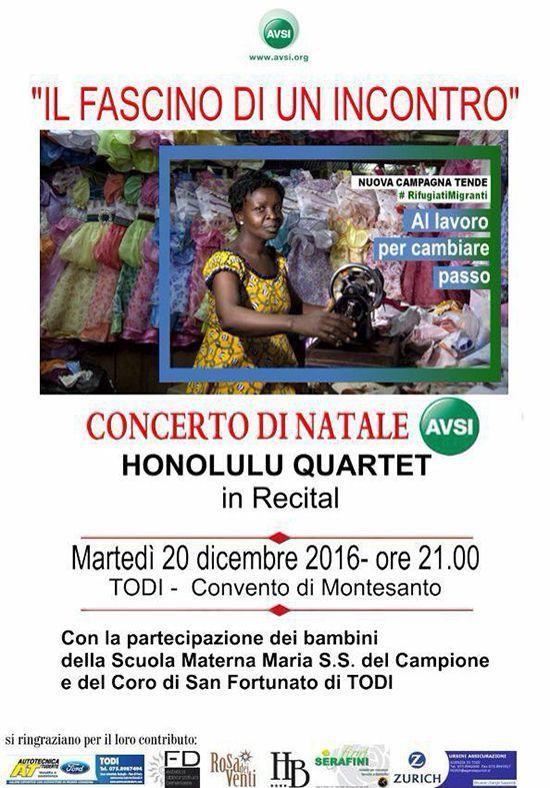 Un magico Natale a Todi! Charity Concert 2016
