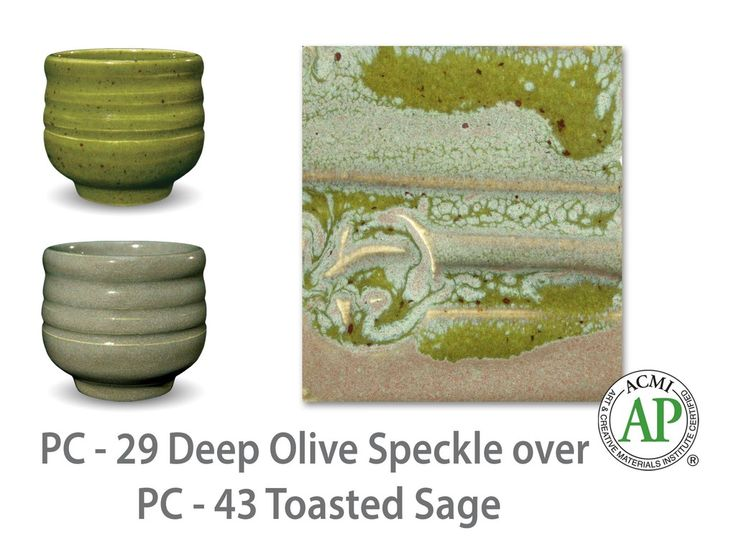 352 Best Potters Choice Glaze Combinations Images On
