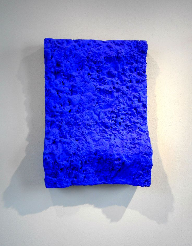 Yves Klein-la vague-Fondazione Prada