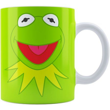Caneca Os Muppets Caco o Sapo (Kermit) 03