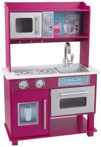 Kidkraft 53277 Gracie - Cocina de juguete: Amazon.es: Juguetes y juegos