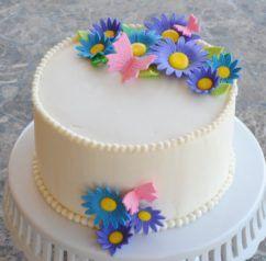 gâteaux d'anniversaire décorés pour les femmes-gâteau-décoration-idées-pour-recette-décoré-ca …   – My dream cakes