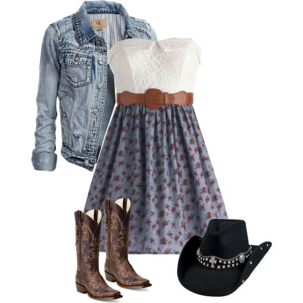 """Hoe Down outfit"" by destinystedman on Polyvore"