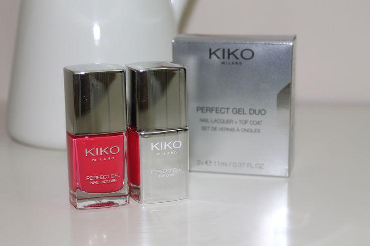 Perfect Gel Duo Kiko