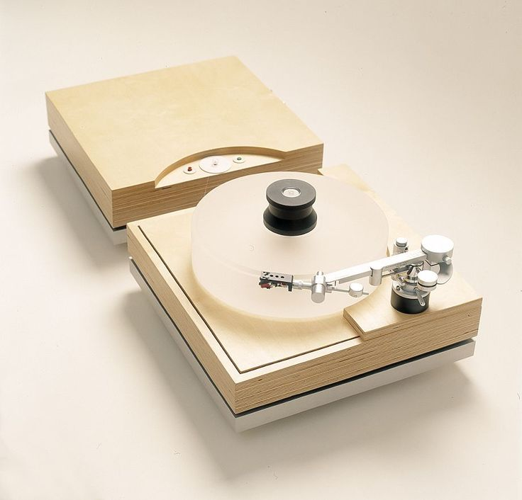 The Nordic Concept Reference turntable   A Better Life Audio Group, Sweden