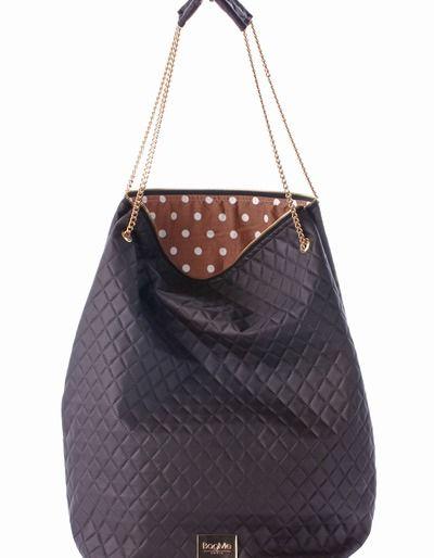 Bag of secrets Brown Skin, Torby i torebki