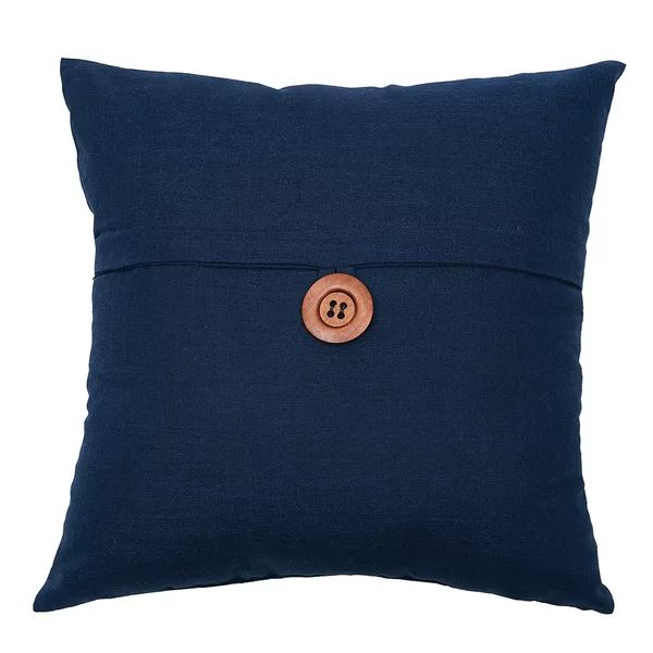 Mccaugheye Square Pillow Cover And Insert Blue Throw Pillows Throw Pillows Textured Throw Pillows