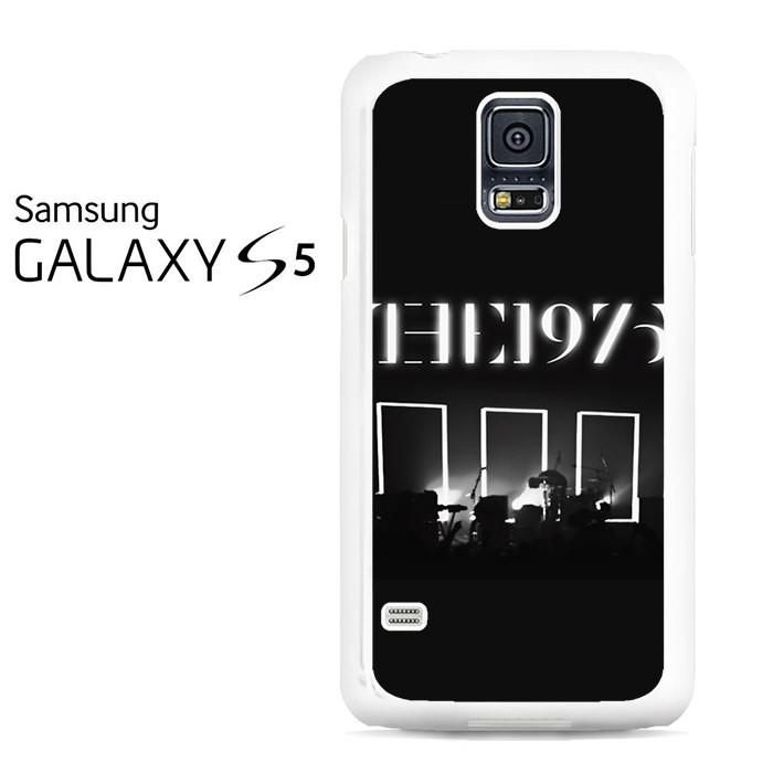 The 1975 Album Cover Black And White Samsung Galaxy S5 Case
