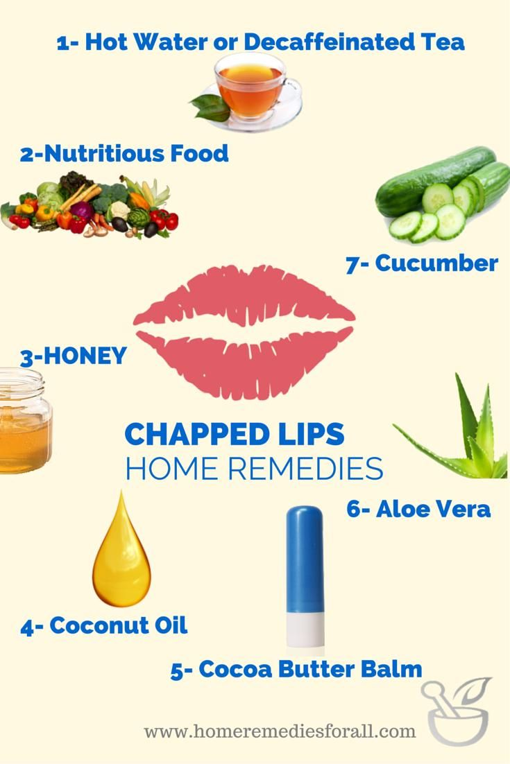 Natural Oil To Use On Super Dry Lips